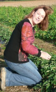Les Coins de champ, paradis des fraises et framboises bio