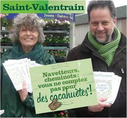 Ve 14/2 – Saint-Valentrain à la gare de Braine-l'Alleud