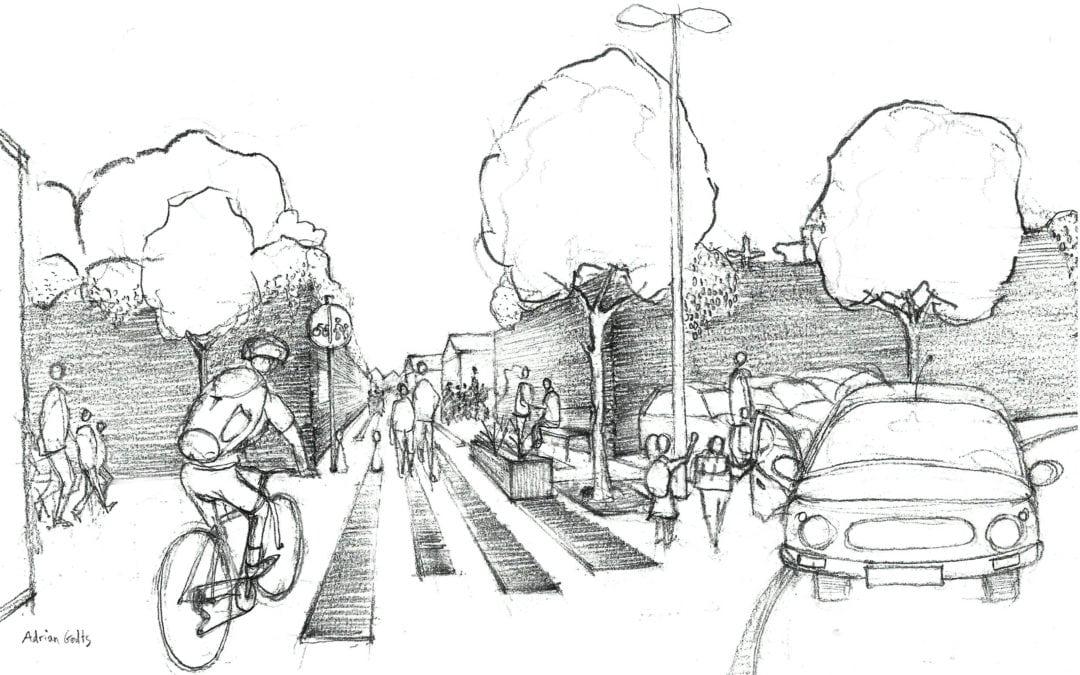 Un centre-ville qui respire