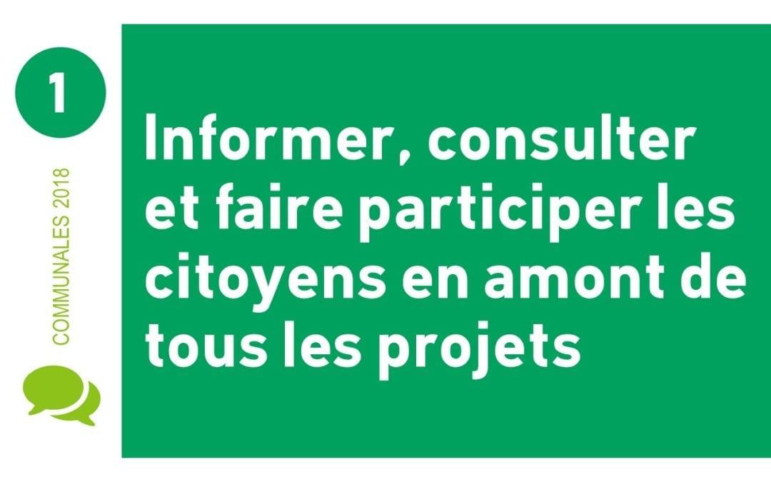 Transparence et participation, en pratique