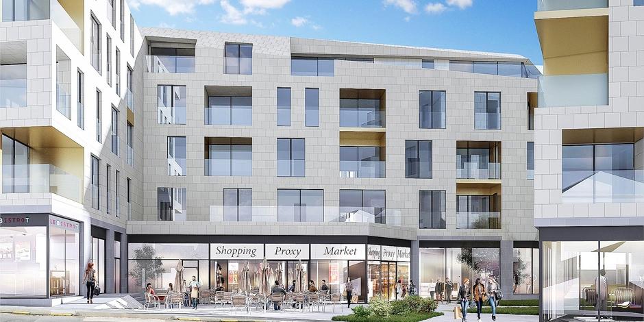 Projet immobilier sur le site de l'ancien lycée : nos observations et recommandations